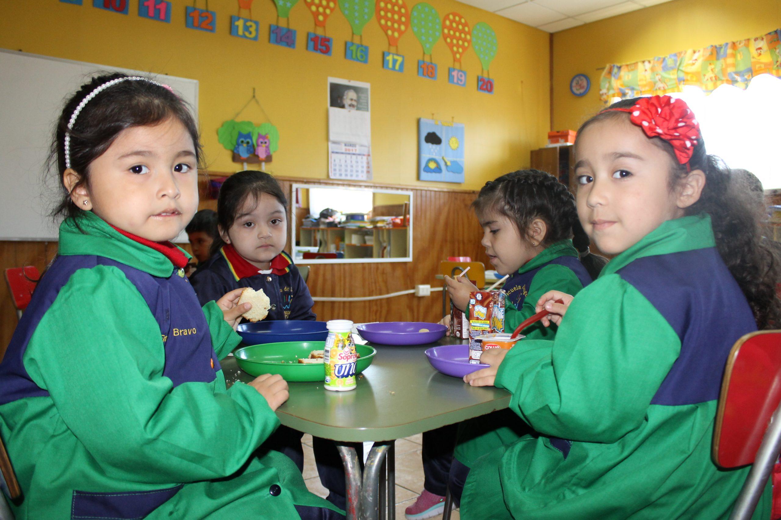 Escuela de lenguaje Wenga Lota